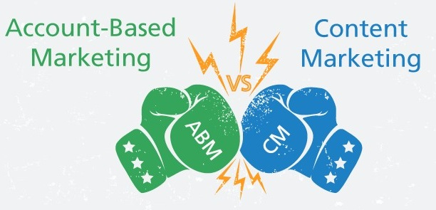 Content Marketing vs. Account-Based Marketing: Which is Better?