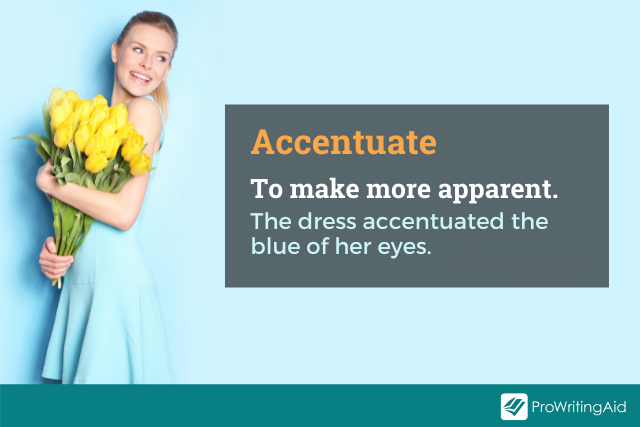 accentuate definition
