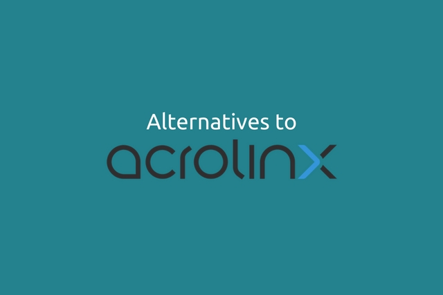 5 Best Alternatives to Acrolinx for your Content Optimization