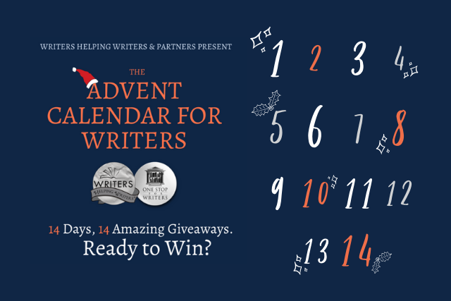 Advent Calendar Writing Prize Giveaway: Win Prizes Worth $2,300