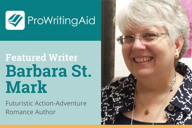 Barbara St. Mark: featured writer