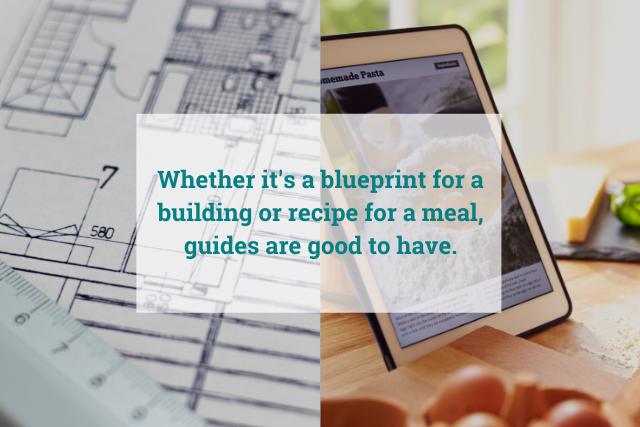 Image showing importance of blueprints