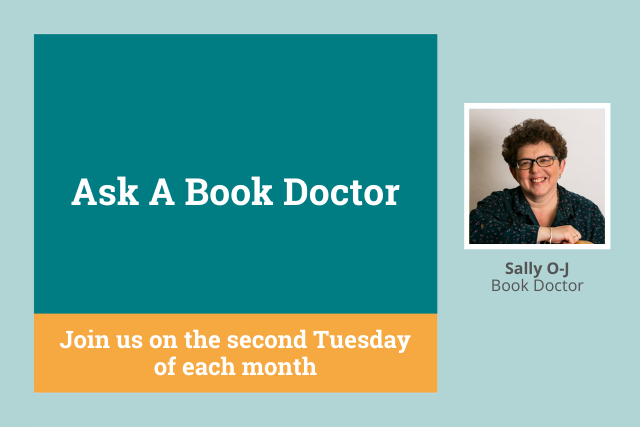 You're Invited to ProWritingAid's Monthly Book Doctor Q&A