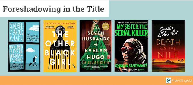 Some of the above book covers on a banner