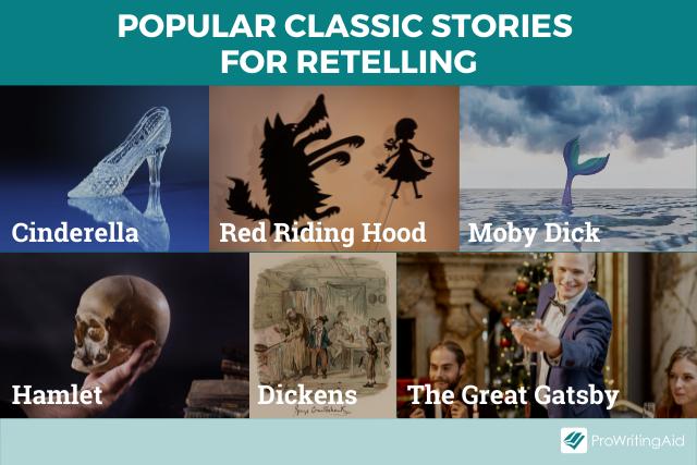 Popular classic stories