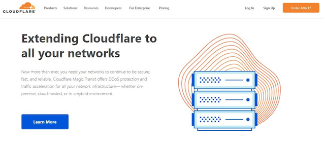 Cloudflare value proposition