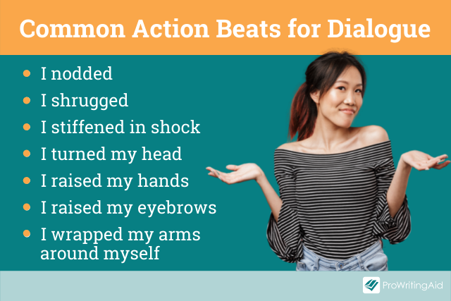 Common Action Beats