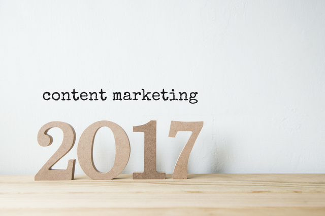 2017 Content Marketing Trends You Need to Know