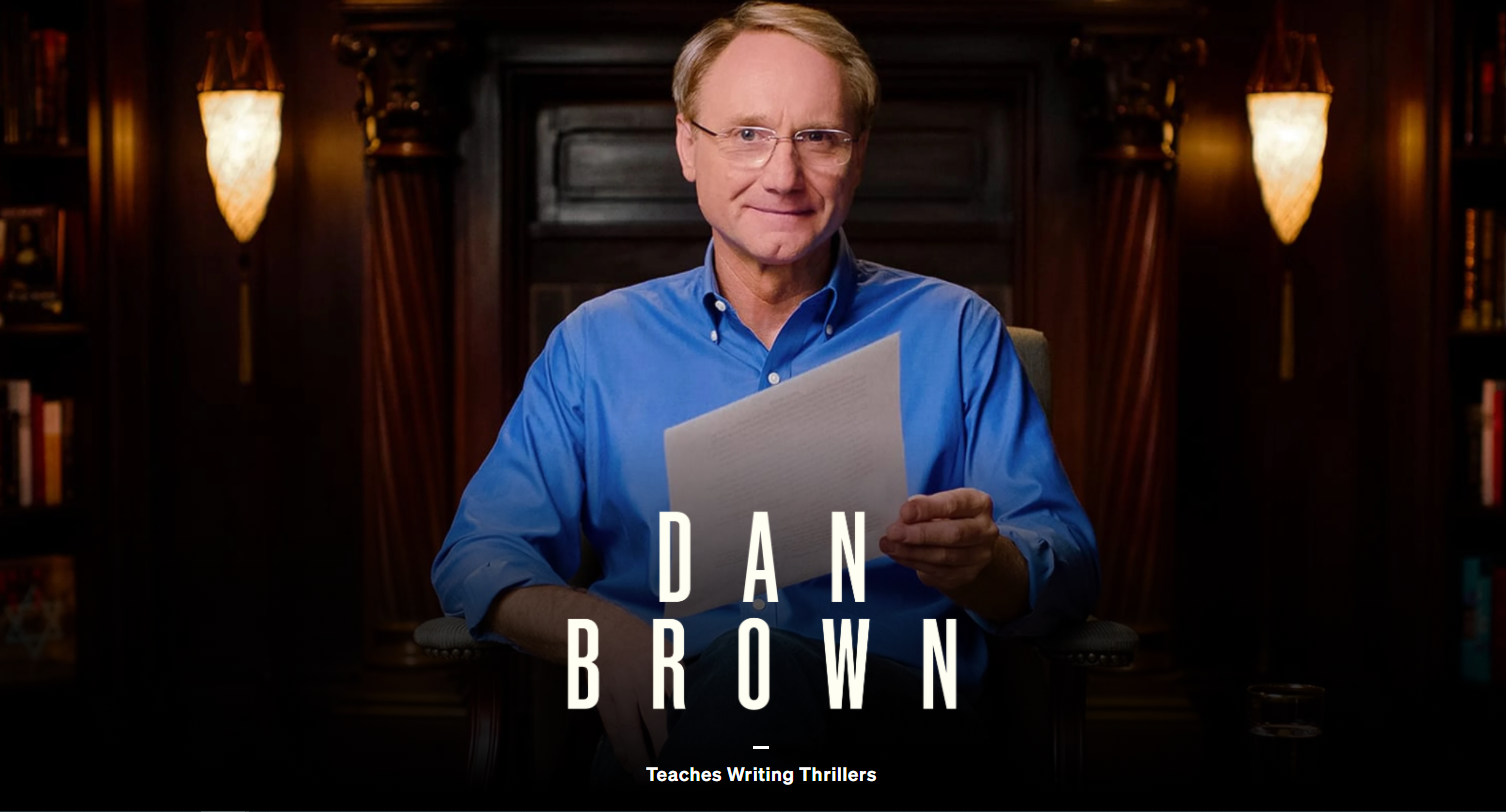Dan Brown Photo