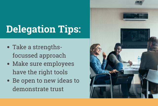 delegation tips