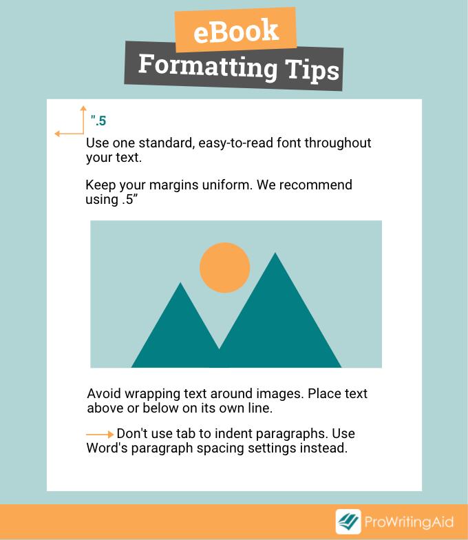 formatting ebooks: a visual guide
