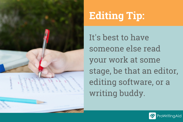 editing tip: always have someone read your work before you publish