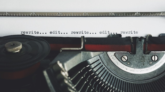 Get the Most Out of Your Editor by Preparing Your Manuscript First