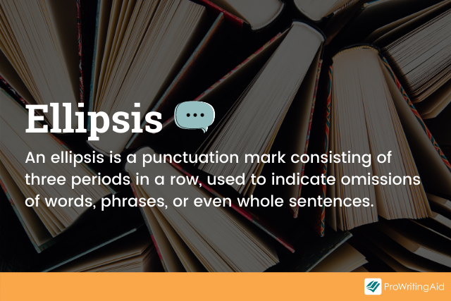 definition of ellipsis