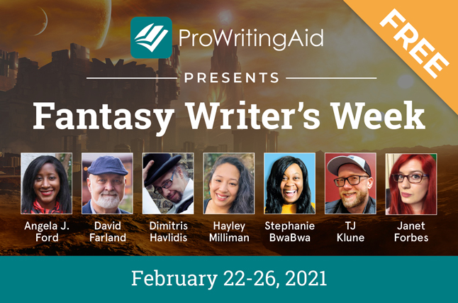 Fantasy Writer's Week at ProWritingAid