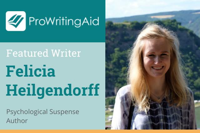 Felicia Heilgendorff: featured writer