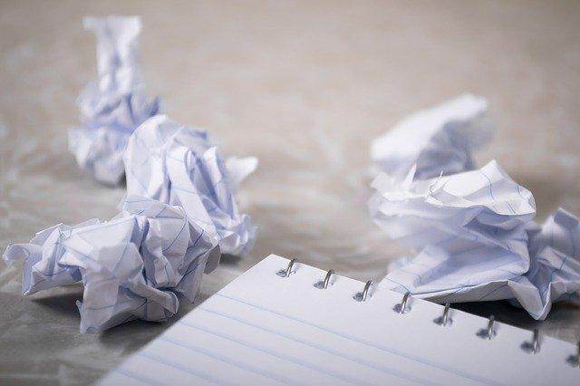 Ruined Writing
