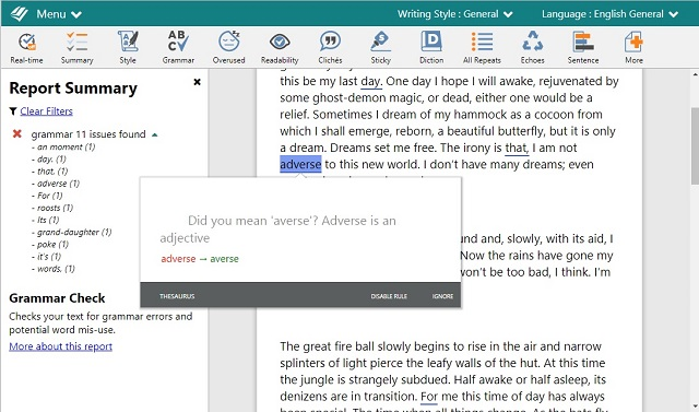 The Best Free Grammar Checker Out There Goes Way Beyond Just
