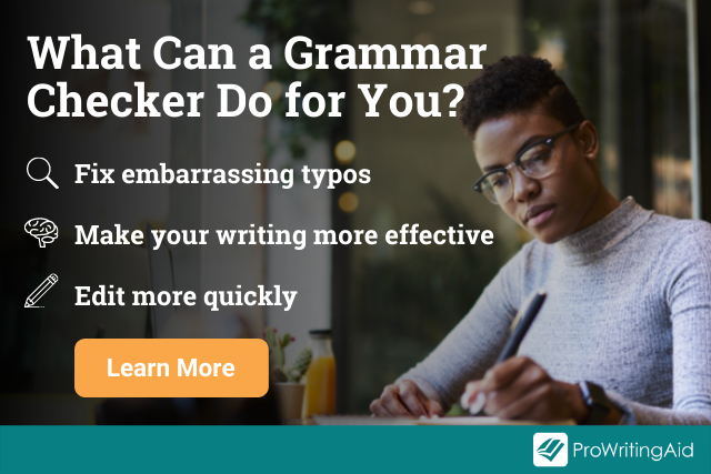 what can a grammar checker do for you?