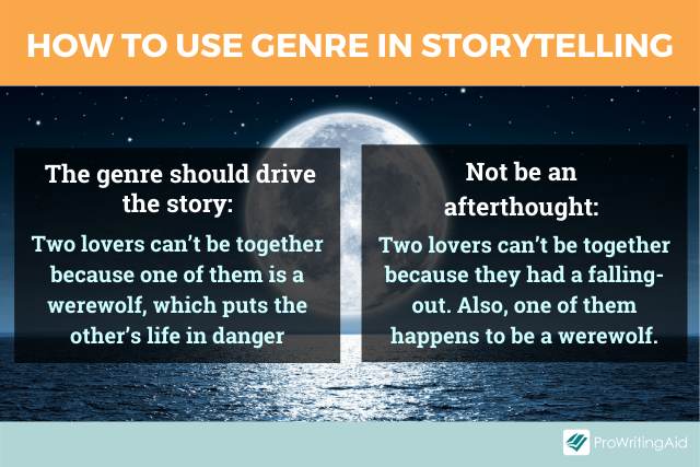 The importance of genre