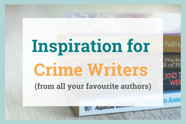 How Agatha Christie, Ian Rankin, and John Grisham Wrote Bestselling Crime Fiction