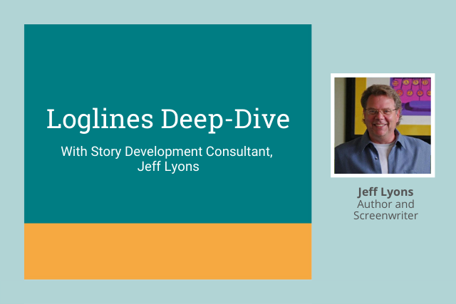 jeff lyons loglines deep-dive cover