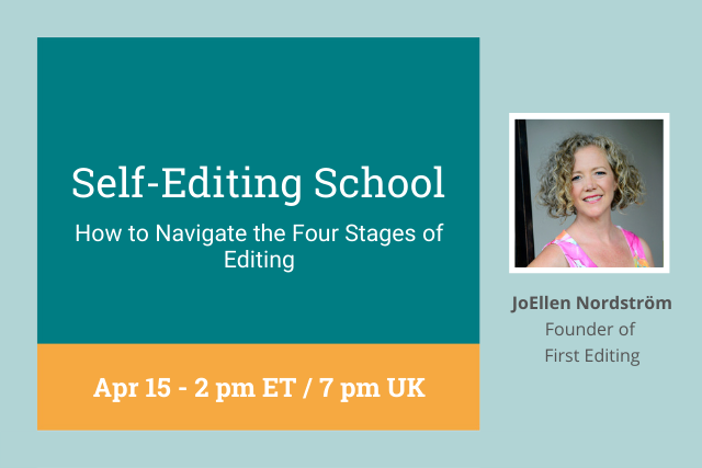 How to Navigate the Four Stages of Book Editing: A Professional Editor's Guide