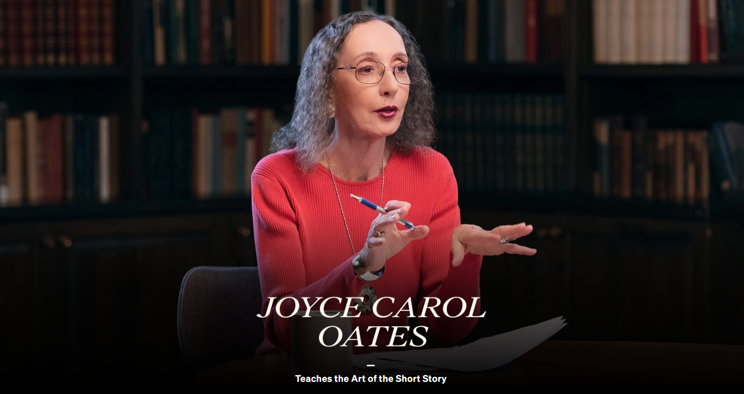 Joyce Oates Photo