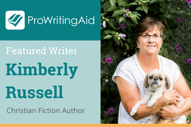 kimberly russell, featured writer