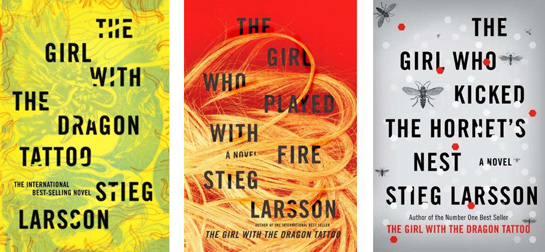How Stieg Larsson Kept his Readers Turning Pages