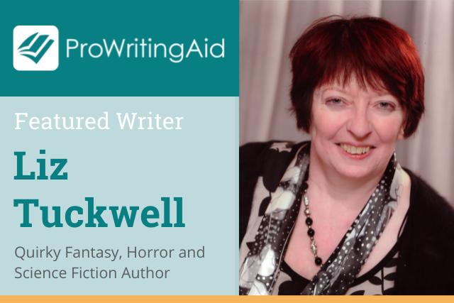 Liz Tuckwell: Featured Writer