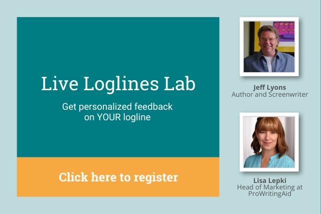 live loglines workshop