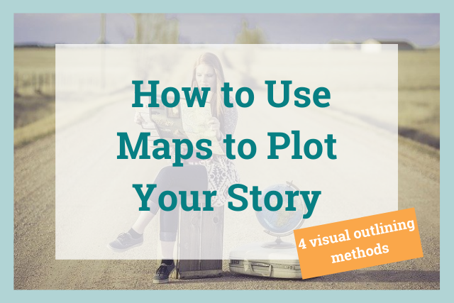 Novel Outlining: 4 Ways Maps Can Help You Plot Your Story