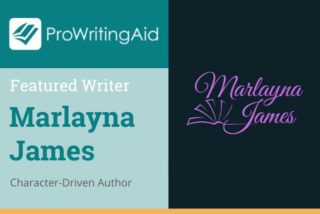 Marlayna James, author