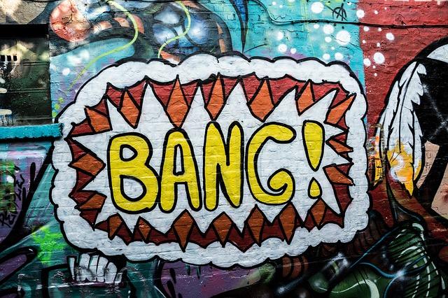 Crash, Bang! How to Use Onomatopoeia Effectively