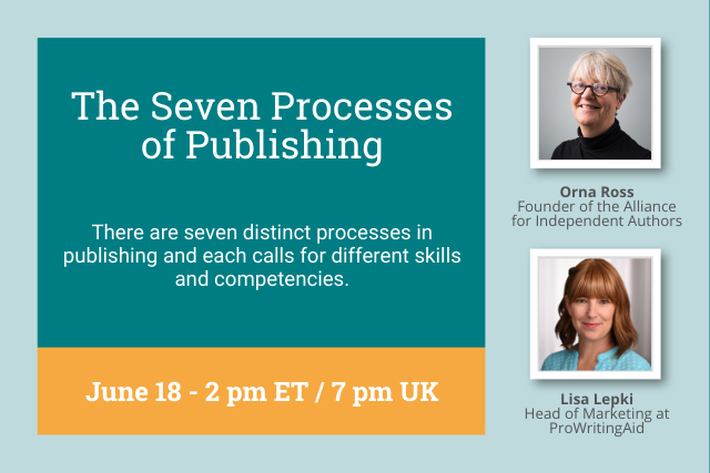 The Seven Processes of Publishing