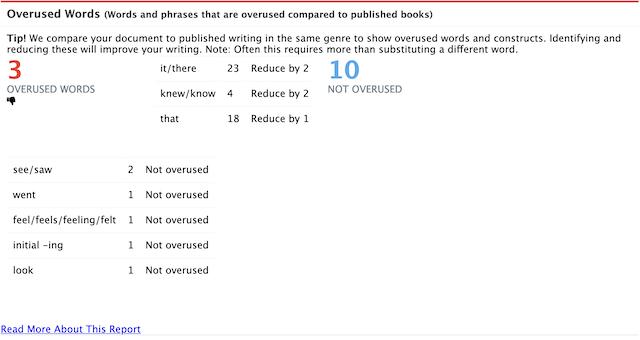 overusedwords
