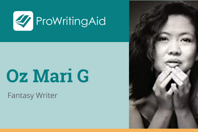 How to Write a Novel in a Year: Tips from Fantasy Writer Oz Mari G.