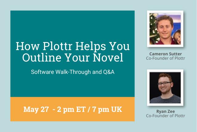Outline Your Novel With Plottr