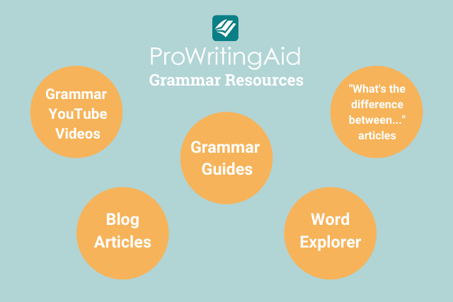 prowritingaid grammar resource guide