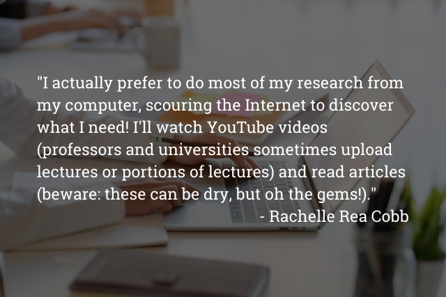 Quote from Rachelle Rae Cobb