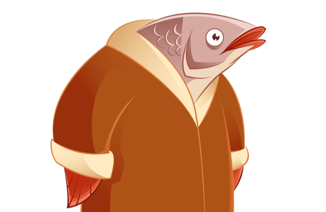 Red Herring In Disguise