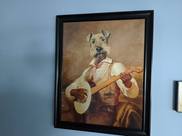 RidiculousDogPainting