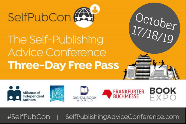 SelfPubCon: Don't Miss This Top Online Conference for Indie Authors