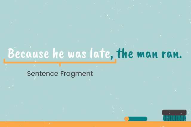 what is a sentence fragment