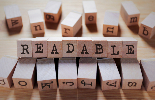 How to Make Your Work More Readable