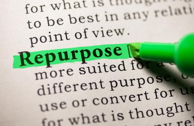 DefinitionRepurpose