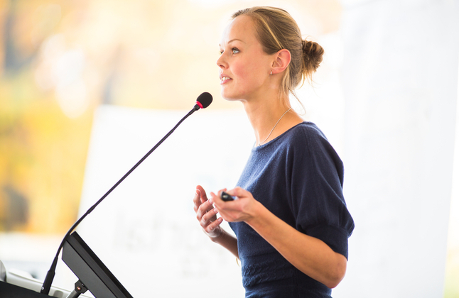 5 Creative Ways for Non-Fiction Authors to Secure Speaking Engagements