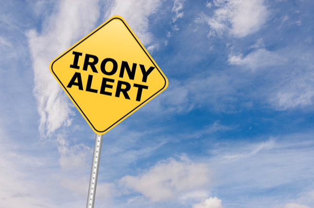 What Is Irony and Why Do so Many People Get It Wrong?