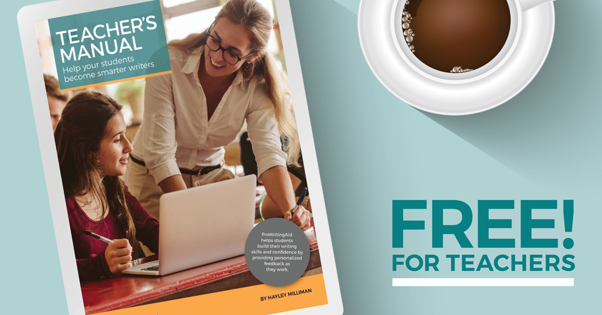 Download Our Free Teacher's Manual Today